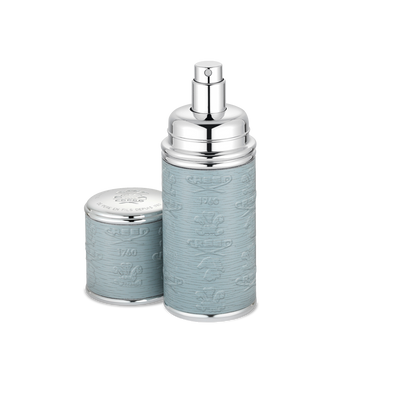 Grey With Silver Trim Deluxe Atomizer
