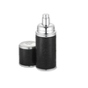 Black With Silver Trim Deluxe Atomizer