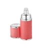 Pink With Silver Trim Deluxe Atomizer