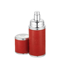 Red With Silver Trim Deluxe Atomizer