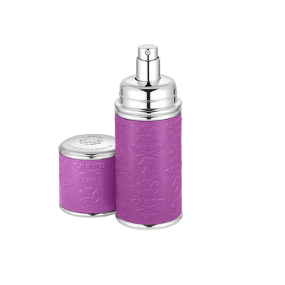 Purple With Silver Trim Deluxe Atomizer