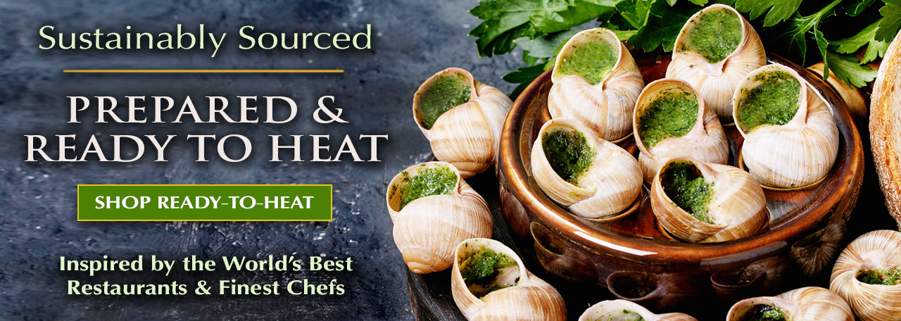 Order escargot online at Kolikof.com. Best gourmet food.
