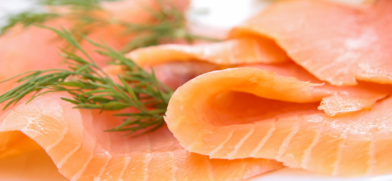 The Best Smoked Salmon is found at Kolikof.
