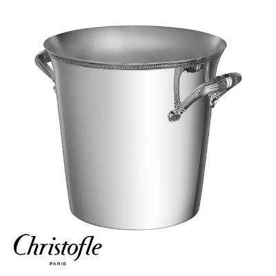 Christofle Malmaison Champagne Cooler on Kolikof.com