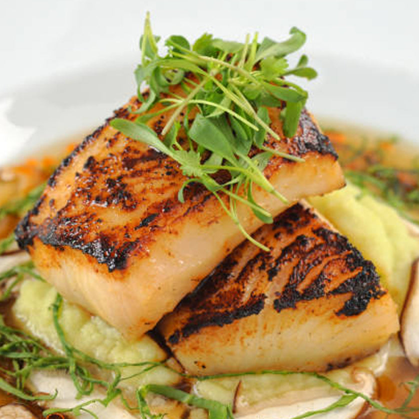 Buy the best Chilean Sea Bass Fillets to pan-sear