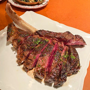 Tomahawk Steak Buy it at Kolikof.com. The Best Wagyu Beef.