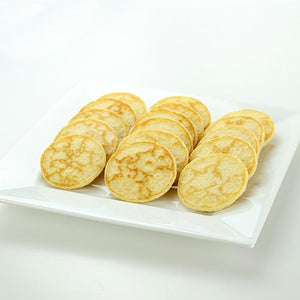 Order cocktail blinis for caviar, salmon or any appetizer from Kolikof