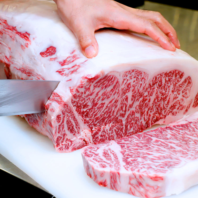 Buy the Best A5 Japanese Wagyu Beef is Kagoshima Wagyu at Kolikof.com