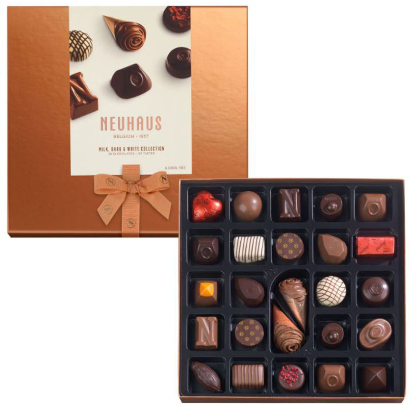 Neuhaus Chocolate Discovery Collection - 25 pieces