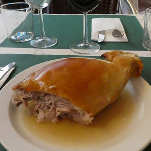 Cochinillo Segovia