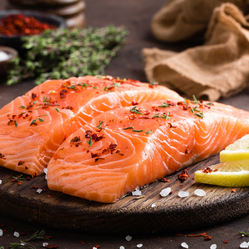 Atlantic Salmon from the Faroe Islands. Buy the Best Salmon at Kolikof.