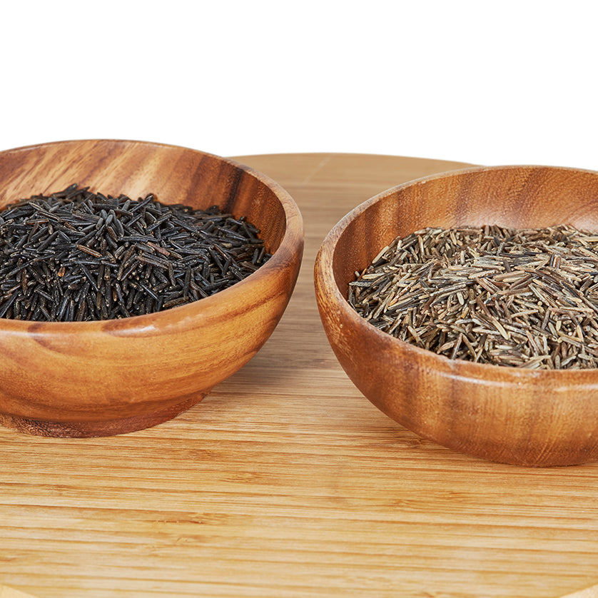 Wild Rice is a superfood. 100% Organic from Kolikof.com.