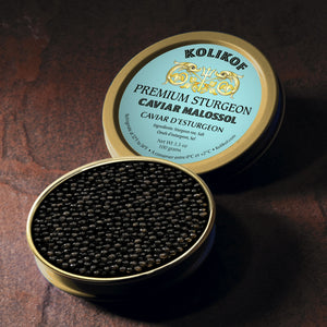 Caviar for beginners‰Û҉ÛÒPremium Sturgeon is reasonable priced yet its taste is extraordinary