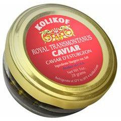 Kolikof Transmontanus Caviar is Select and the best you will ever try.