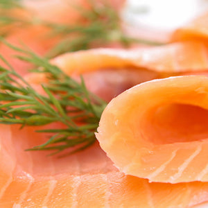Scottish Smoked Banquet Salmon at Kolikof.com. Buy Online.