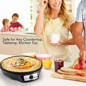 J-Jati Crepe Maker 6/CASE
