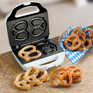 J-JATI Soft Pretzel Maker