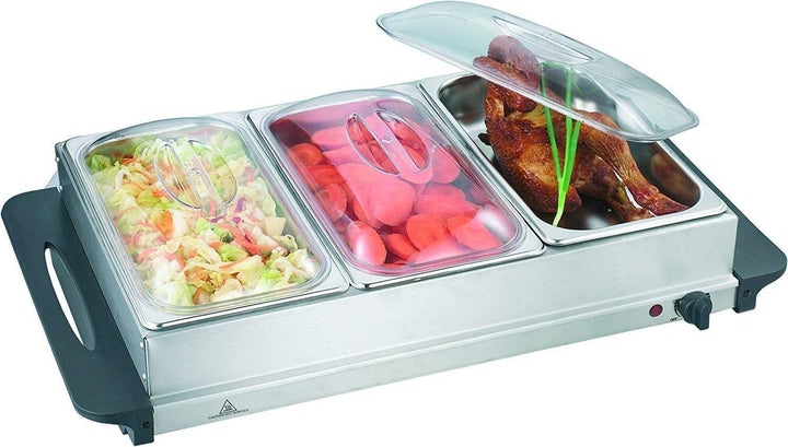 J-Jati Buffet Warmer Server - 2/CASE