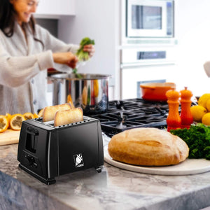 J-Jati Pop up Bread Toaster