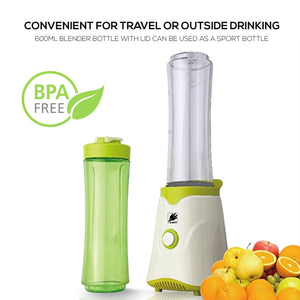 J-JATI Personal Blender + To-go Sport bottle - 10/CASE