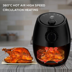 J-Jati Air Fryer 2.0 L