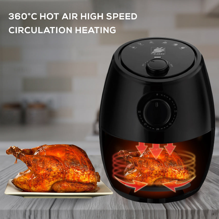J-Jati 3.5L Digital Air Fryer