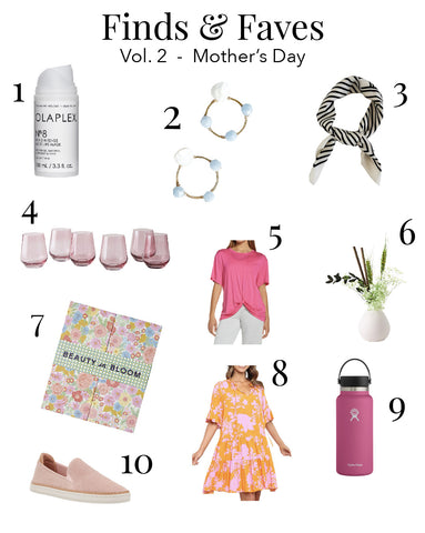 Finds & Faves - Vol. 2 - Mother's Day
