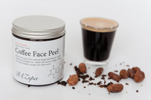 RAZspa Coffee Face Peel 200g