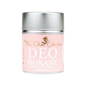 The Ohm Collection Deodorant Powder 50gr Jasmine