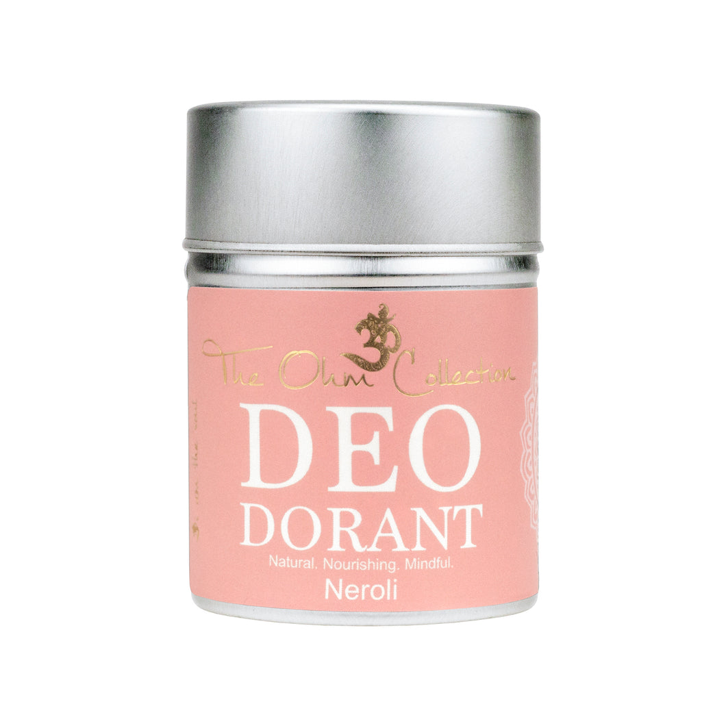 The Ohm Collection Deo Dorant Powder 50gr Neroli