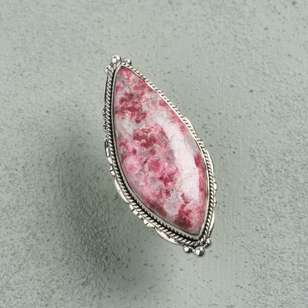 Amada Thulite Ring | US 7 (UK O)