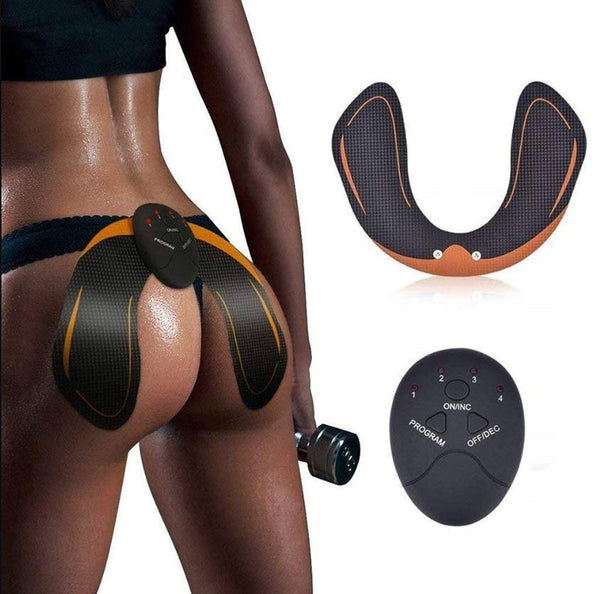 Ultimate Muscle ABS Stimulator EMS Buttock Abdominal Trainer