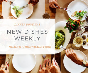 I cook a new menu of fresh dinners each week to keep things interesting but I also have a range of changing Specials and permanently available Favourites that you can rely on, week in week out.  Most of my dinners come fully prepared and just need zapping