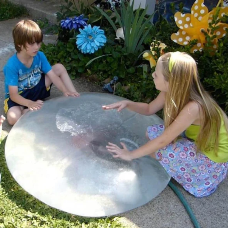 GigaBubble - Air and Water Bubble Ball