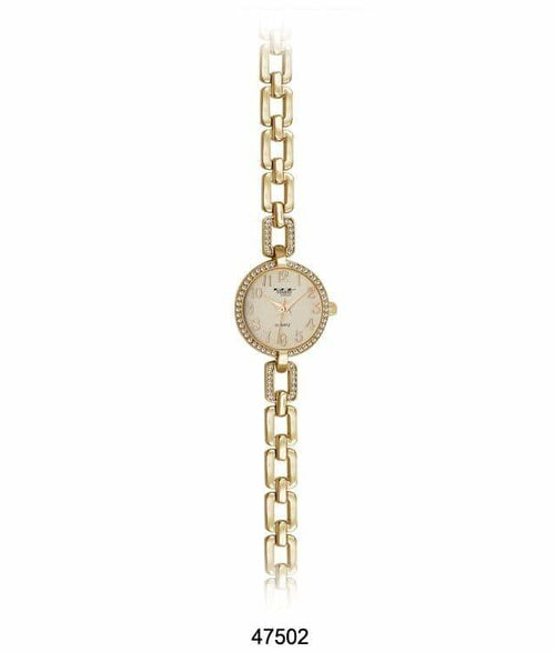 Milano Expressions Metal Bracelet Watch - 26MM