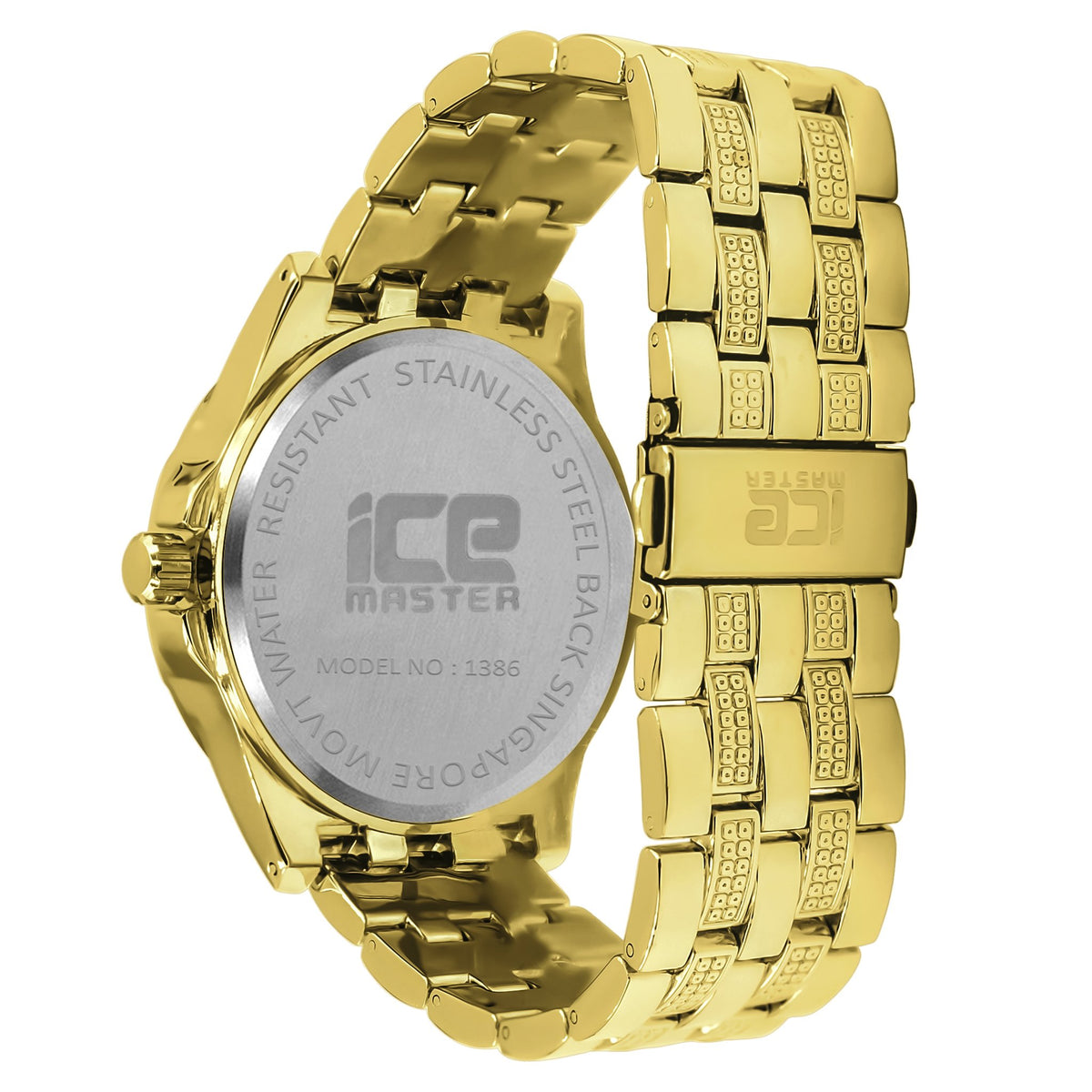 SOLITUDE ICE MASTER WATCH | 562422