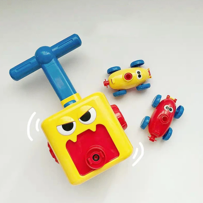 BalloonBox - Balloon Race Car Toy