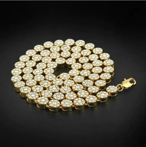 TREASURE 7MM Flower Chain | 970802