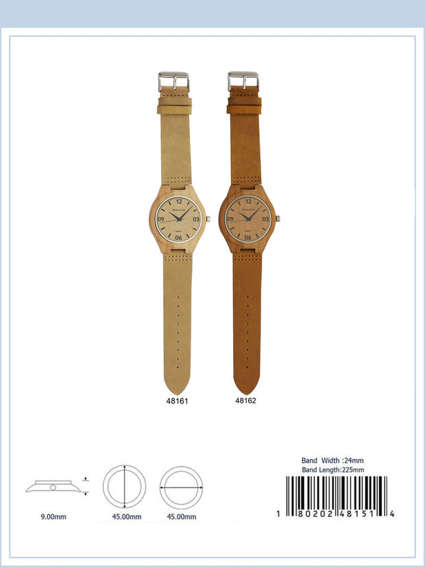 Wooden Watch - 4816 ( 45MM )