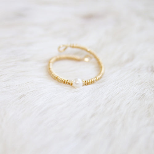 Alicia Ring (Multiple Colors)