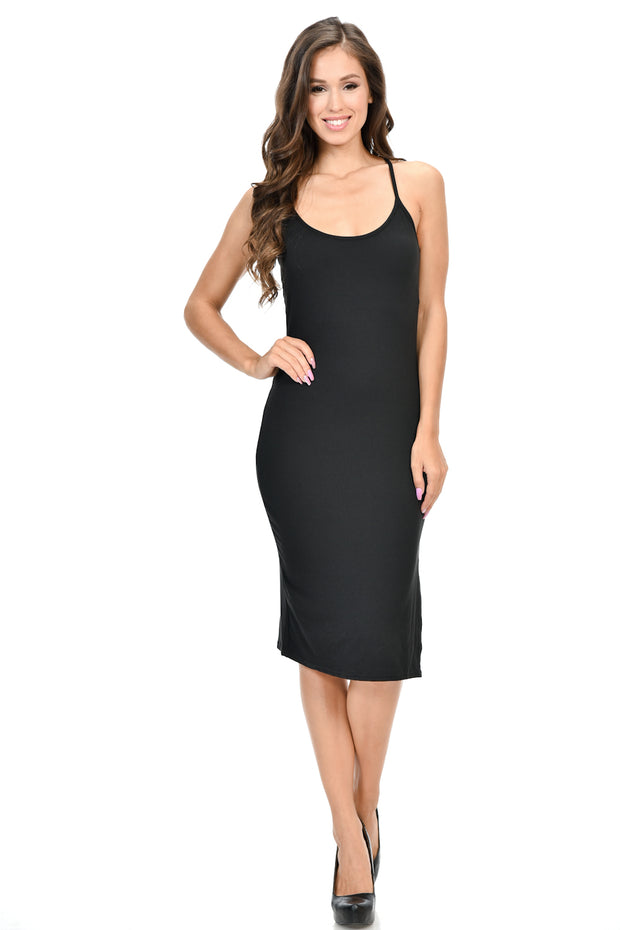 Diamante Fashion Women's Dress - Style C76