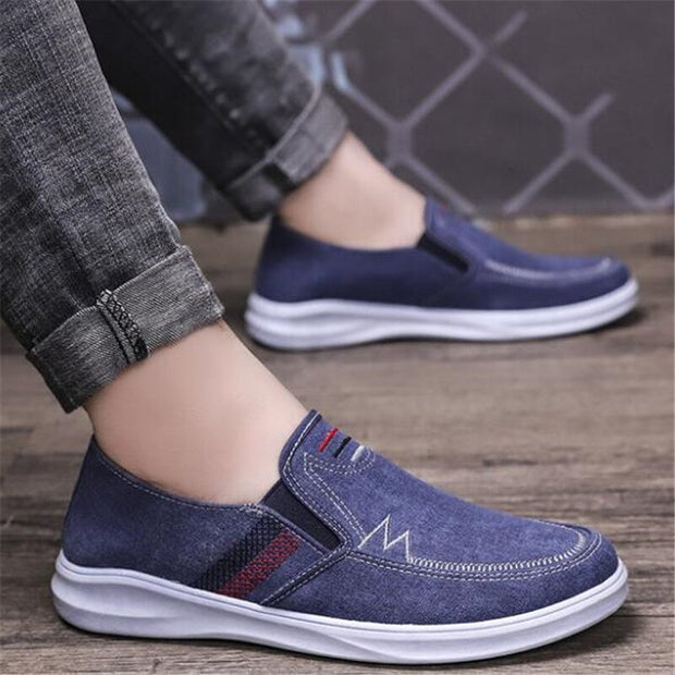 Trendy Casual Men Beach Loafer Shoes Breathable