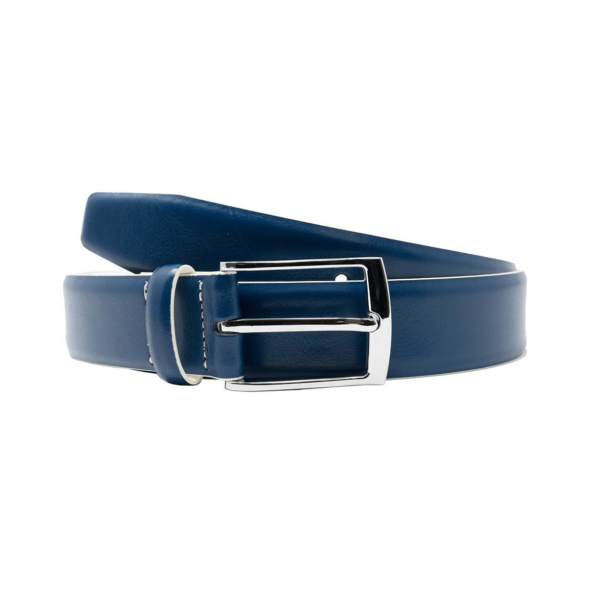 Sunny Side Belt Collection - Sapphire Blue