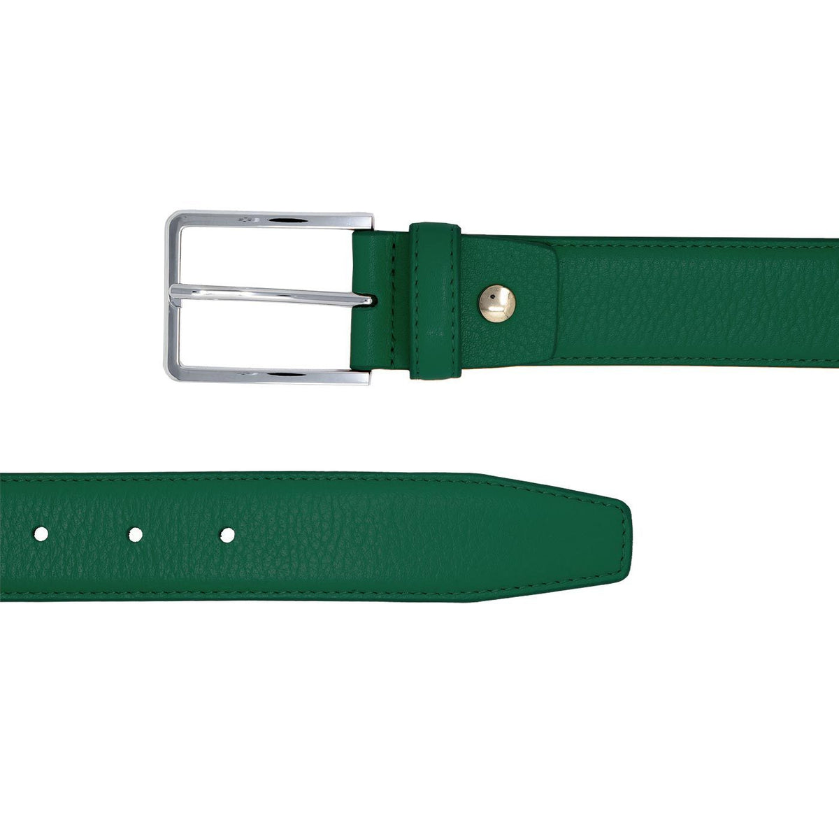 The Breeze Belt Collection - Forest Green