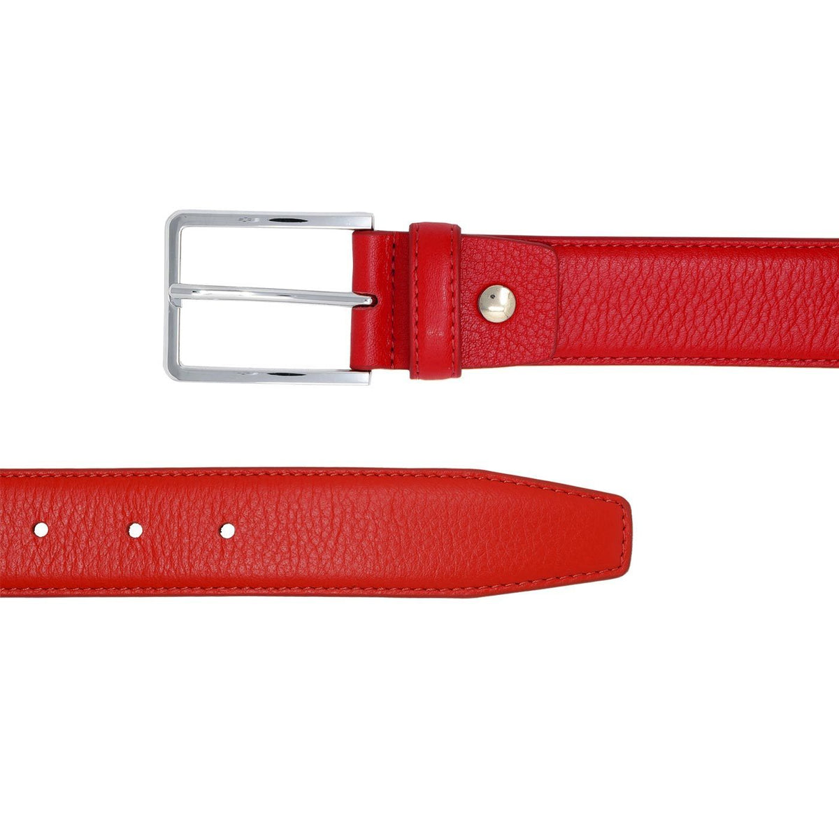 The Breeze Belt Collection - Ruby Red