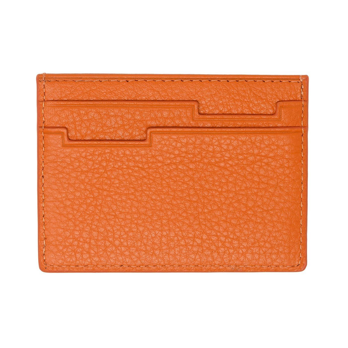 The Breeze Card Holder Collection - Tiger Orange