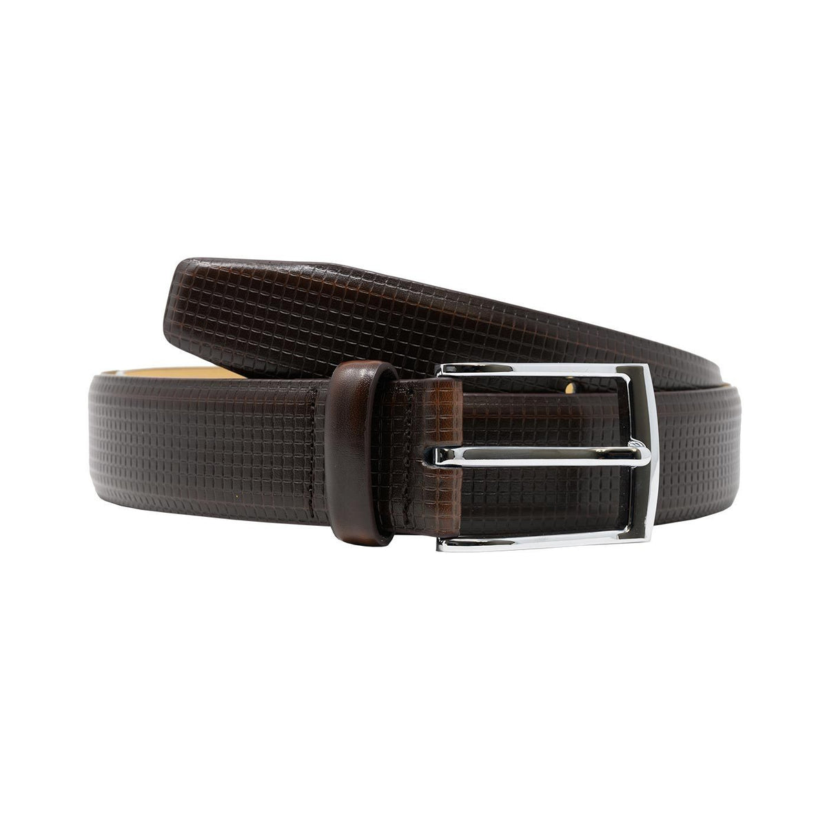 Times Square Belt Collection - Brown
