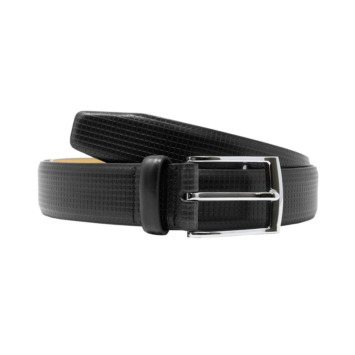 Times Square Belt Collection - The Black