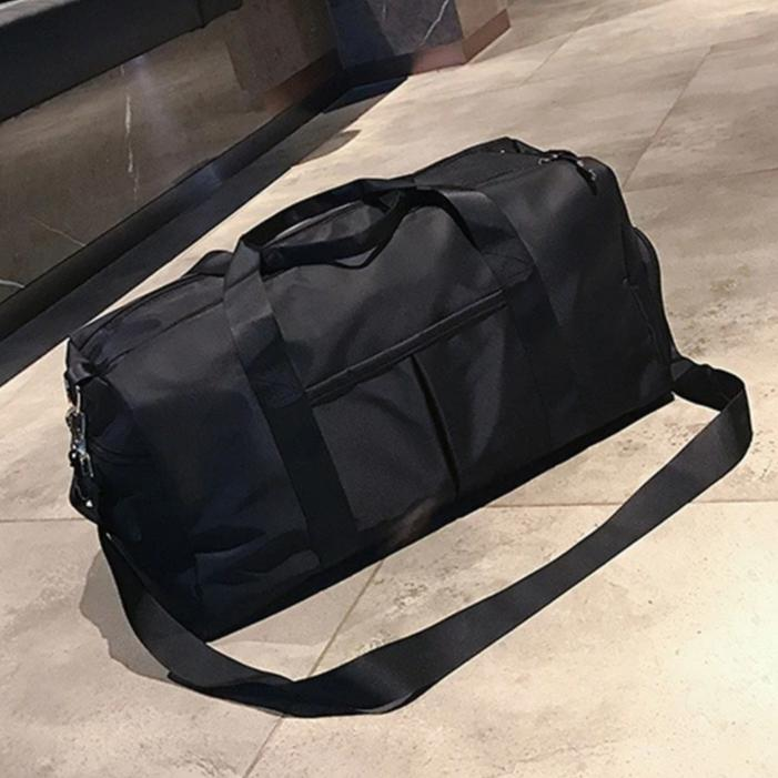 DuffelBuddy - Wet & Dry Gym Duffel Bag with Shoes Pocket