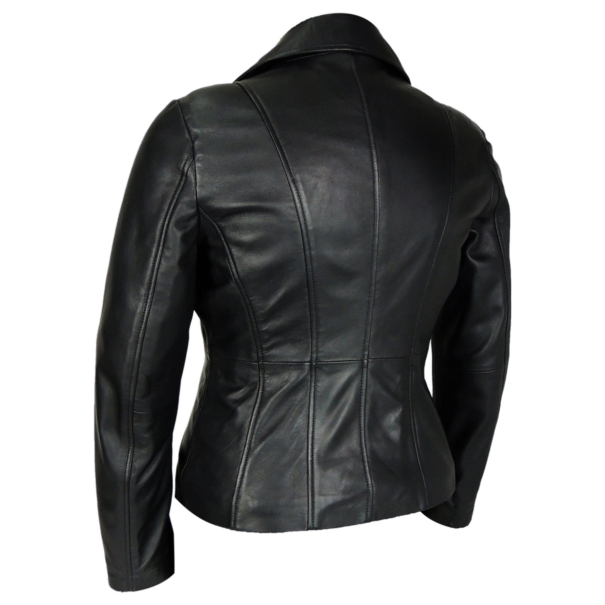 Charlotte Womens Leather Jacket